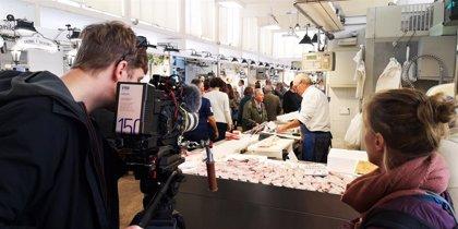 La televisión pública alemana ZDF graba en Cádiz un documental sobre la ciudad