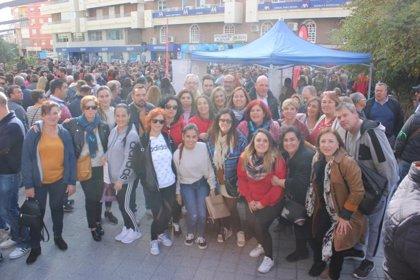 Más de 3.000 se manifiestan en Motril (Granada) por la crisis del sector hortofrutícola