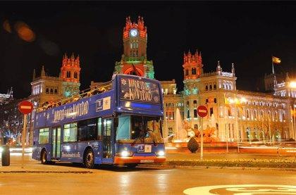 Más Madrid asegura que el 'Naviluz' se privatiza estas Navidades y pide la dimisión del gerente de la EMT
