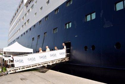 El Puerto de Motril (Granada), uno de los tres españoles de escala del recorrido del crucero Saga Sapphire
