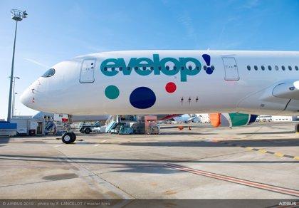 Evelop! volará el próximo verano entre Madrid y San José