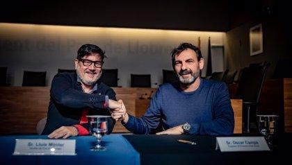 El Prat de Llobregat (Barcelona) colaborará con Open Arms en el mantenimiento de su barco