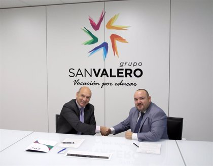 Centro Zaragoza y Grupo San Valero firman un acuerdo de colaboración
