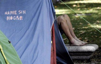 Estados Unidos.- Crece el número de familias sin hogar con niños en Inglaterra, Irlanda, Nueva Zelanda y EEUU, según la OCDE