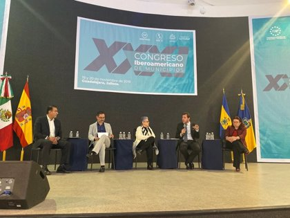 "México.- Puente constata en Guadalajara (México) las ""dificultades comunes"" que afrontan municipios iberoamericanos"
