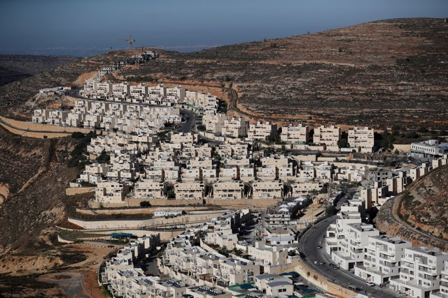Asentamiento israelí de Ramat Givat Zeev