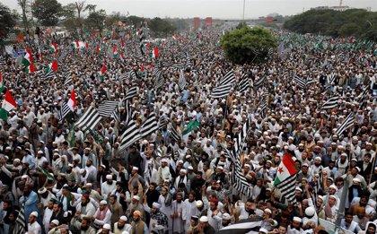 La oposición anuncia el fin de los bloqueos de las autovías en Pakistán