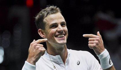 Canadá, primera cuartofinalista de las Finales de la Copa Davis