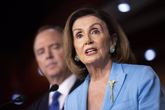 EEUU.- La Cámara de Representantes aprueba un proyecto de financiación temporal