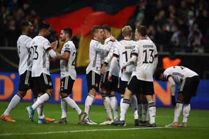 Alemania termina primera y neutraliza la goleada de Holanda ante Estonia