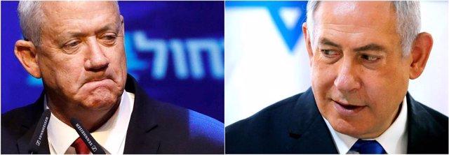 Finaliza la reunión entre Netanyahu y Gantz sin avances sobre la formación de un gobierno de unidad