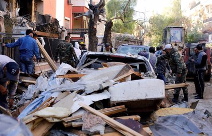 Ascienden a 23 los muertos en los últimos bombardeos de Israel en Siria