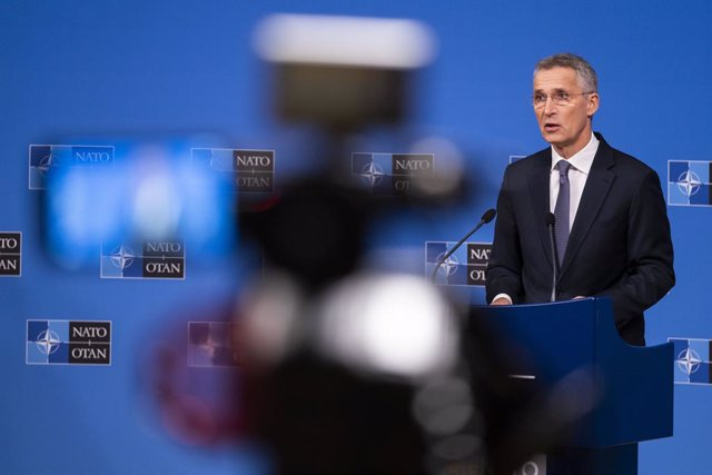 OTAN.- La OTAN ultima este miércoles la cumbre de Londres en pleno vendaval por