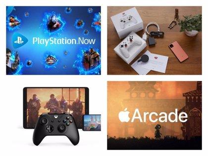 Portaltic.-Estas son las principales plataformas de videojuegos en 'streaming' con la llegada de Google Stadia