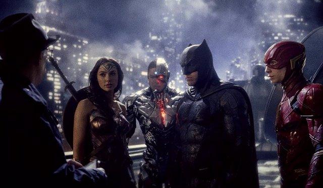 Imagen de Liga de la Justicia