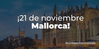 Empieza en Baleares la campaña 'Un match x una vida' para promocionar la donación de médula ósea