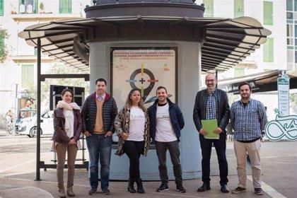 La empresa Popalicer presenta su portal de alquiler de espacios en el 'Quiosc de PalmaActiva'
