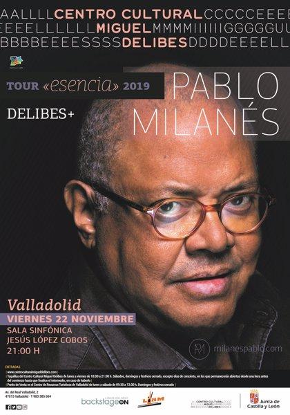 Cuba.- El músico cubano Pablo Milanés lleva los temas icónicos de su trayectoria este viernes al CCMD de Valladolid