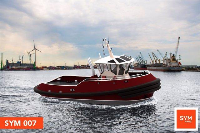 Boluda renueva su flota en Buenos Aires con dos remolcadores que se incorporarán