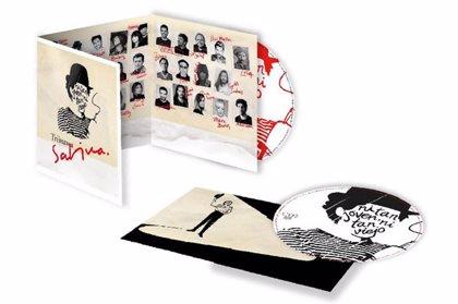 Serrat, Leiva, Bunbury, Alejandro Sanz, Robe, Manolo García o Los Rodríguez, en un disco tributo a Joaquín Sabina