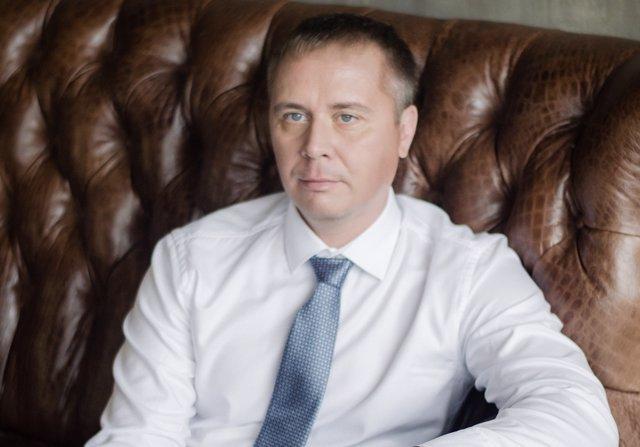 El presidente y fundador de IT Smart Finance, Maxim Pashchenko