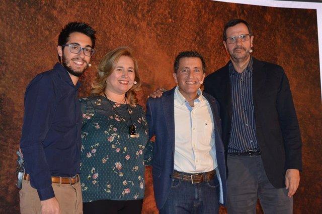 Sesiones formativas 'Vac Talk. Hablemos de Prevención', celebradas por la compañía farmacéutica GSK en Murcia