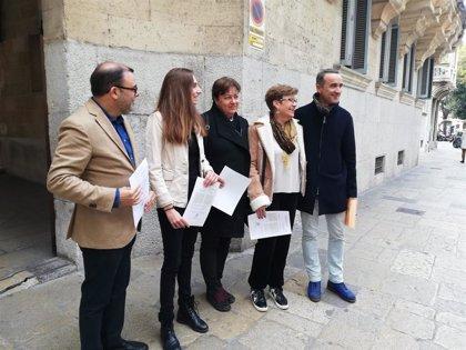 Antònia Jover y Pere Joan Pons rechazan que la sentencia de los ERE ponga en peligro el acuerdo entre PSOE y Podemos