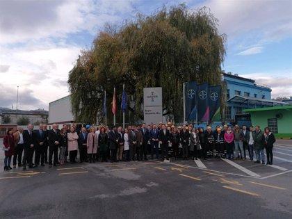 Bayer confirma su compromiso con la planta de Langreo y anuncia nuevas inversiones para 2020 destinadas a la producción