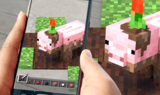 Ya disponible en España el acceso anticipado al juego de realidad aumentada Mine