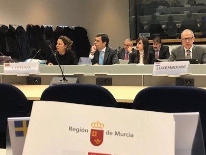 Murcia exige resolver 'cuellos de botella' del Corredor en la frontera francesa para asegurar movilidad transportistas