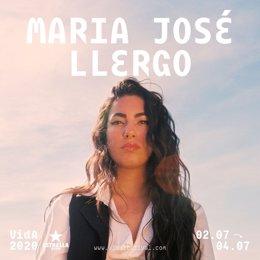L'artista Maria José Llergo s'uneix al cartell del festival