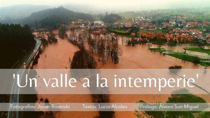 Javier Rosendo expone su perspectiva de las inundaciones en la cuenca del Saja