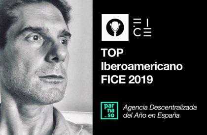 La empresa sevillana Parnaso, normbrada 'Agencia Descentralizada del Año en España' y entra en el TOP FICE 2019