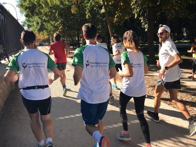 COMUNICADO: Primer Curso de Running de PuntoSeguro.com con Chema Martínez