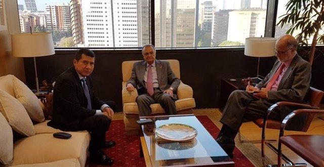 AMP.- Nicaragua.- España llama a consultas a embajadora en Nicaragua tras impedi