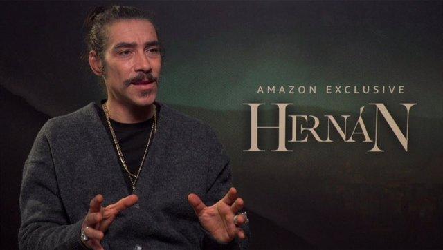 """Óscar Jaenada, sobre la serie 'Hernán': """"creo que en Murcia no gustará mucho"""""""