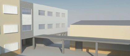 La Junta invierte unos 900.000 euros en las obras de ampliación del IES Concha Méndez Cuesta de Torremolinos (Málaga)