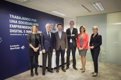 Las Fundaciones Ibercaja e Hiberus lanzan 'TICVOLUCIÓN' para impulsar formación y empleabilidad en el sector tecnológico