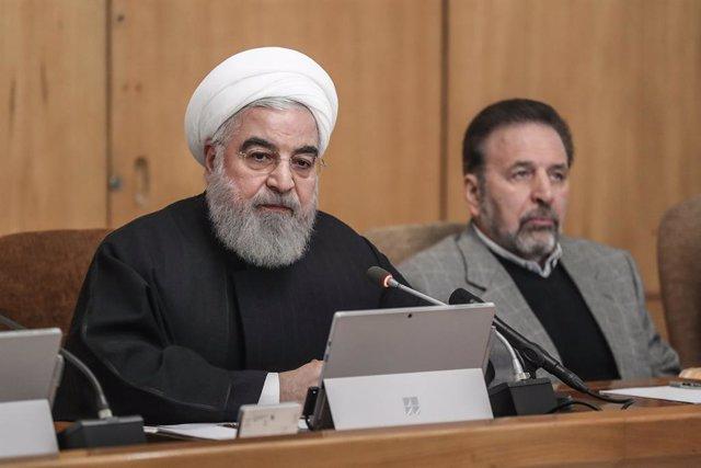 """Irán.- Rohani responsabiliza a los """"enemigos"""" de Irán de las protestas y las da"""
