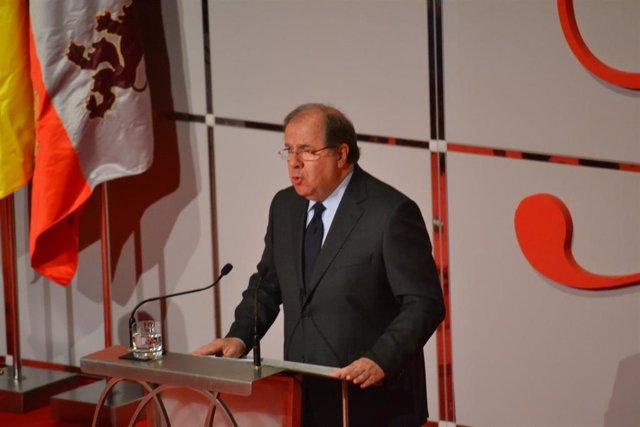 Juan Vicente Herrera en una foto de Archivo