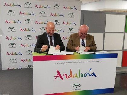 Salud y Educación firman un convenio de colaboración para promocionar el envejecimiento activo y saludable