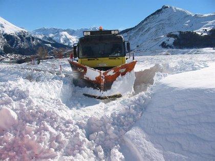 El Gobierno de Aragón ya tiene preparado el dispositivo de vialidad invernal