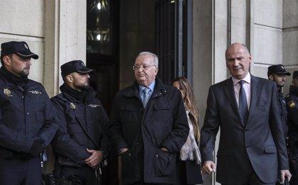 Anticorrupción pide el ingreso en prisión de Guerrero, Fernández, Viera y Márquez por su condena en el caso ERE