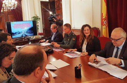 Los medios del Estado permiten resolver los problemas causados por la nieve en Huesca en los últimos días