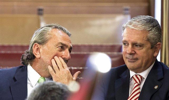 El Supremo rechaza restar de la condena de Crespo por Fitur el tiempo que pasó en prisión preventiva por Gürtel