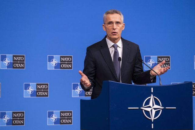 OTAN.- Stoltenberg ve con buenos ojos la propuesta de Berlín de crear un comité