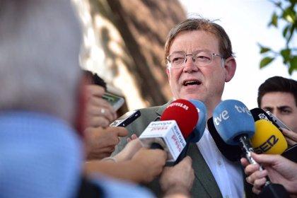Puig defiende la armonización de impuestos de Sucesiones y Patrimonio en todo el Estado