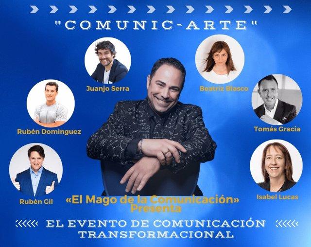 """COMUNICADO: """"Comunic-Arte"""" revela su fórmula para una comunicación efectiva en t"""