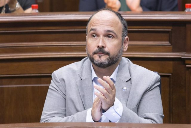 "Pleno.- Canarias prepara una ""intensa"" agenda de cara a la Cumbre del Clima de M"