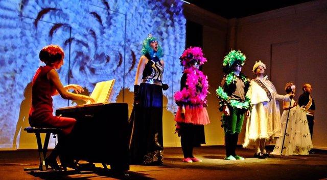 Ópera Divertimento trae este domingo a Santander su versión familiar de la última ópera de Mozart